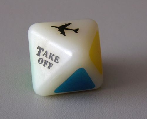 Board Game: Take Off!