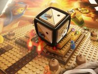 Board Game: Ramses Pyramid
