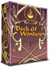 Board Game: Deck of Wonders