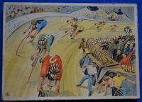 Board Game: Sechs-Tage-Rennen