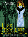 RPG Item: Liber Castellorum (The Book of Tethers)
