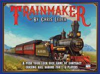 Board Game: Trainmaker