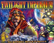 Board Game: Twilight Imperium: Second Edition