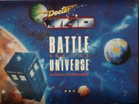 Board Game: Doctor Who: Battle for the Universe