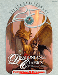 RPG Item: Dragonlance Classics (15th Anniversary Edition)
