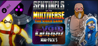 Video Game: Sentinels of the Multiverse - Mini-Pack 5: Void Guard