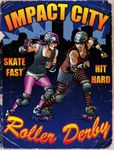 Board Game: Impact City Roller Derby