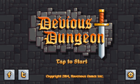 Video Game: Devious Dungeon