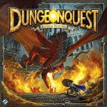 Board Game: DungeonQuest Revised Edition