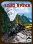 Cover for 2015 edition of the Last Spike