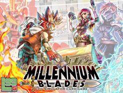 Millennium Blades Cover Artwork
