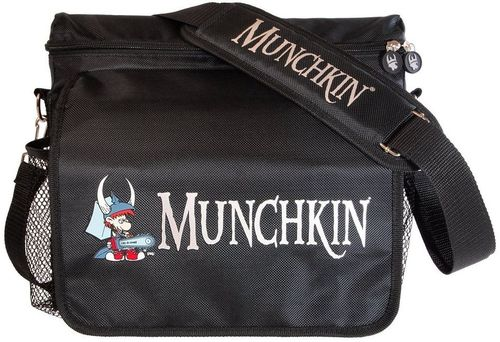 Board Game: Munchkin Messenger Bag