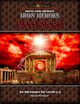 RPG Item: Blood Storm