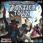 Board Game: Shadows of Brimstone: Frontier Town Expansion