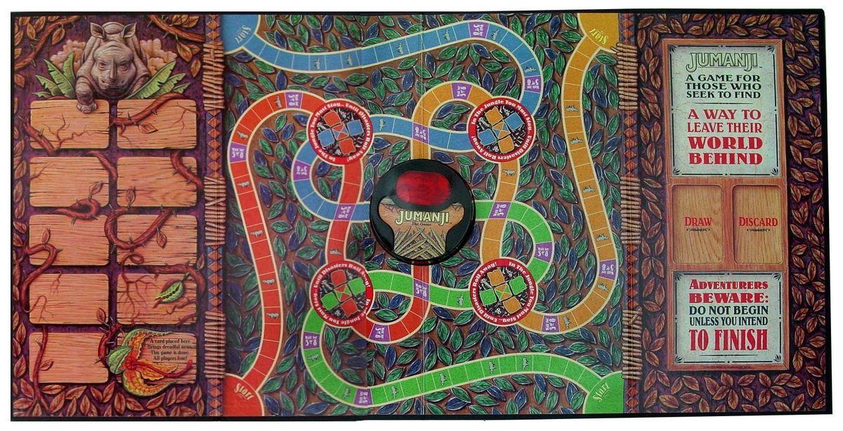 Jumanji image boardgamegeek - Jumanji gioco da tavolo ...