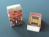 Board Game: Deadline Saloon