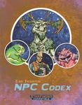 RPG Item: Close Encounters: NPC Codex