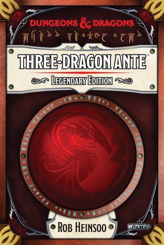 Board Game: Three-Dragon Ante: Legendary Edition