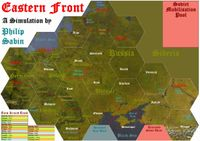 Board Game: Eastern Front 2