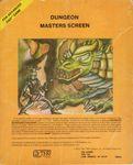 RPG Item: Dungeon Masters Screen