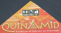 Board Game: Quinamid