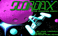 Video Game: Slordax: The Unknown Enemy