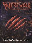 RPG Item: Werewolf: The Apocalypse Free Introductory Kit