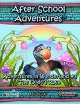 RPG Item: Adventures in Wonderland #3: The Dodo's Race (Pathfinder)