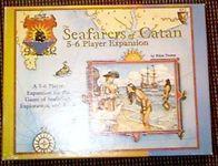 Board Game: Catan: Seafarers – 5-6 Player Extension