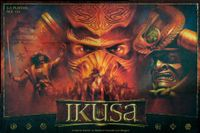 Board Game: Ikusa
