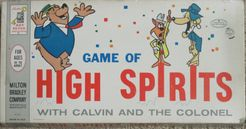 High Spirits with Calvin and the Colonel Cover Artwork
