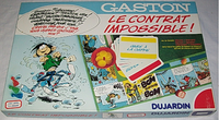 Board Game: Le Contrat Impossible!