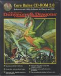 RPG Item: AD&D CD-ROM Core Rules 2.0