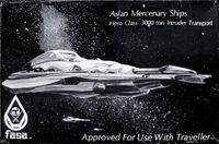 RPG Item: Aslan Mercenary Ships
