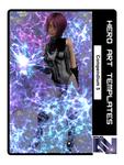 RPG Item: Hero Art Templates Compendium 5