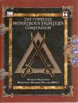 RPG Item: The Complete Monstrous Fighter's Compendium