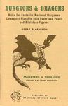 RPG Item: Dungeons & Dragons (Woodgrain Box & White Box Sets)