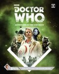 RPG Item: The Fifth Doctor Sourcebook