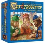 Board Game: Cardcassonne