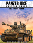 Board Game: Panzer Dice: Eastern Front R&W