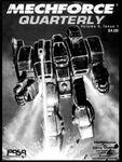 Issue: MechForce Quarterly (Volume 3, Issue 1 - 1997)