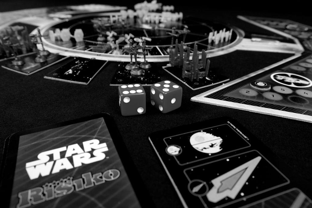 Board Game: Risk: Star Wars Edition