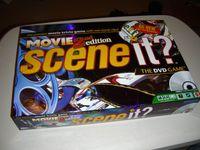 Board Game: Scene It? Movie Second Edition