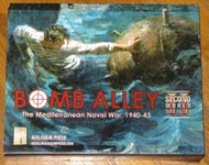 Board Game: Second World War at Sea: Bomb Alley