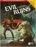 RPG Item: Evil Ruins