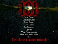 Video Game: 101: The Airborne Invasion of Normandy