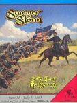 Board Game: Summer Storm: The Battle of Gettysburg