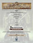 RPG Item: Tides of Blood: Pathfinder Conversion Guide