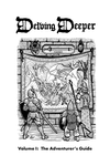 RPG Item: Delving Deeper (Special Limited Edition Boxed Set PDF)