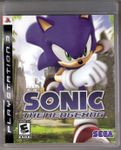 Video Game: Sonic the Hedgehog (2006)
